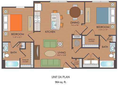 College Hill Floor Plans   Live at Lofts