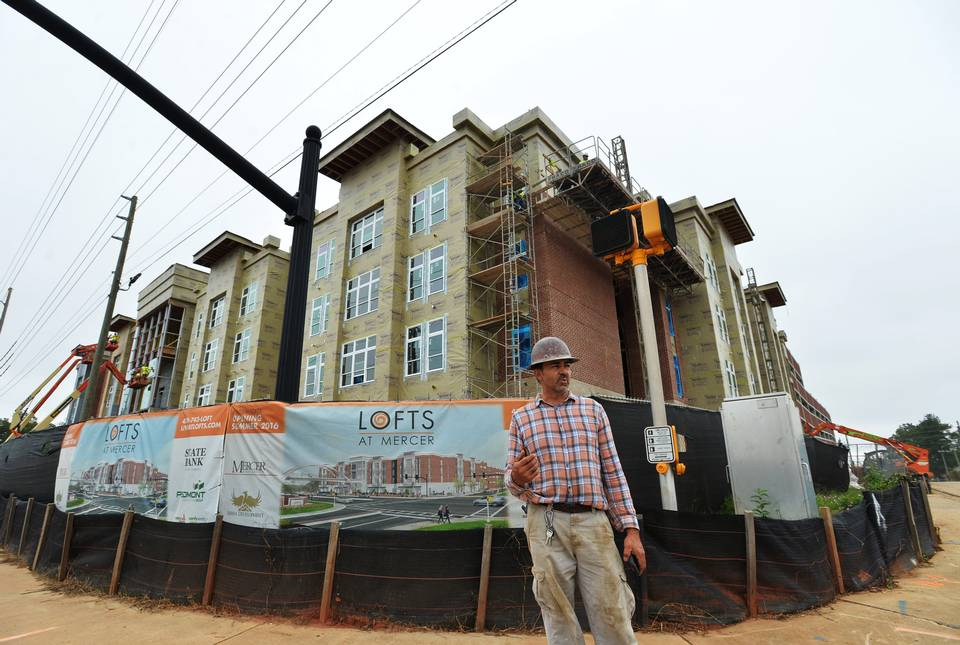 Partners' construction footprint 'huge' for Bibb County