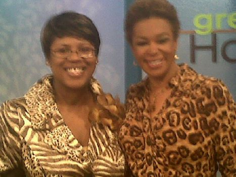 Guest of Debra Duncan, Great Day Houston Show