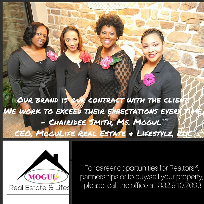 Your brand is your contract with the customer. Exceed their expectations. - Chairidee Smith, Ms. Mogul - CEO-MoguLife.jpg