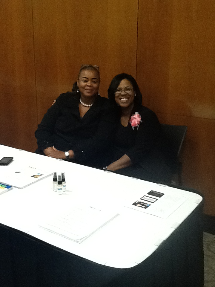 SHIRLEY BROOKS AND ME ROAR 2012.jpg