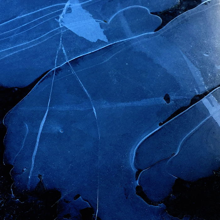 Abstract in Ice Number 17