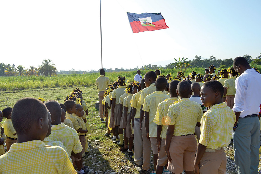 New leaders are on the rise in Haiti, and with hope in God, lives are changed forever.