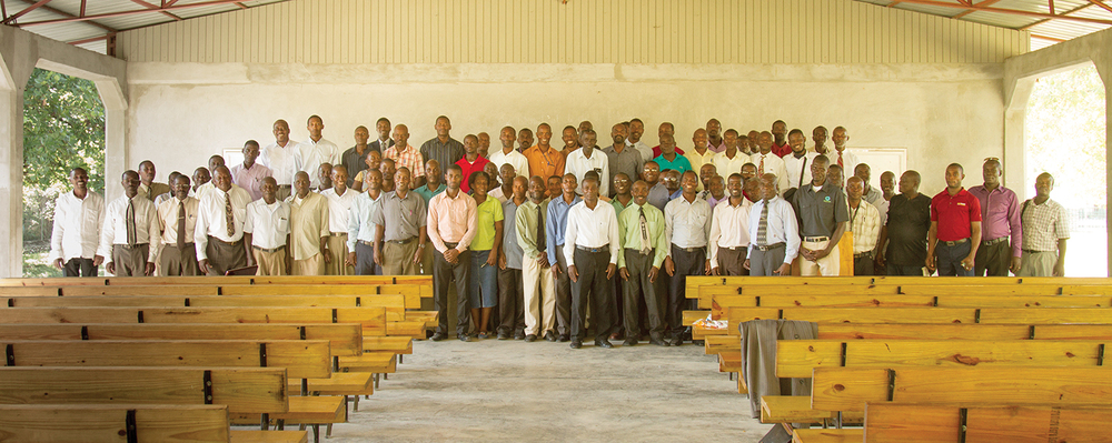Remember our pastors in your prayers as together, we are preaching the Gospel, because only God changes lives forever.