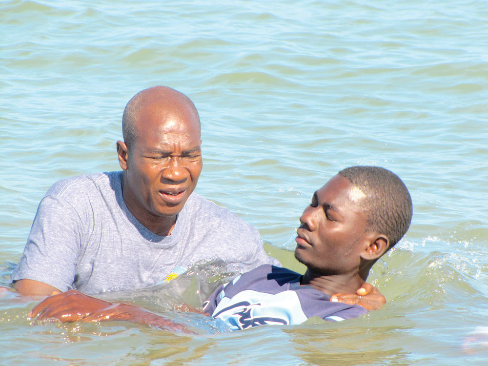 Our mission is a spiritual work of seeing lives changed. We rejoice when Christians follow through with baptism.