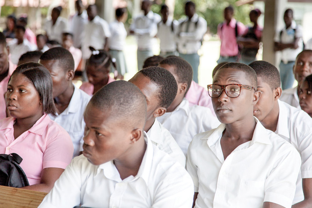Graduates of New Missions are now doctors, pastors, engineers, teachers and business owners.This is the next generation of Christian leaders in Haiti!