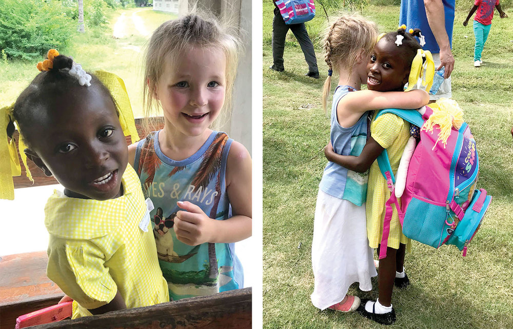 Love speaks every language, and Sandy and Lilah finally met. The gift of an education helps girls like Sandy step out of poverty. When you sponsor a child, your life is changed forever, too.