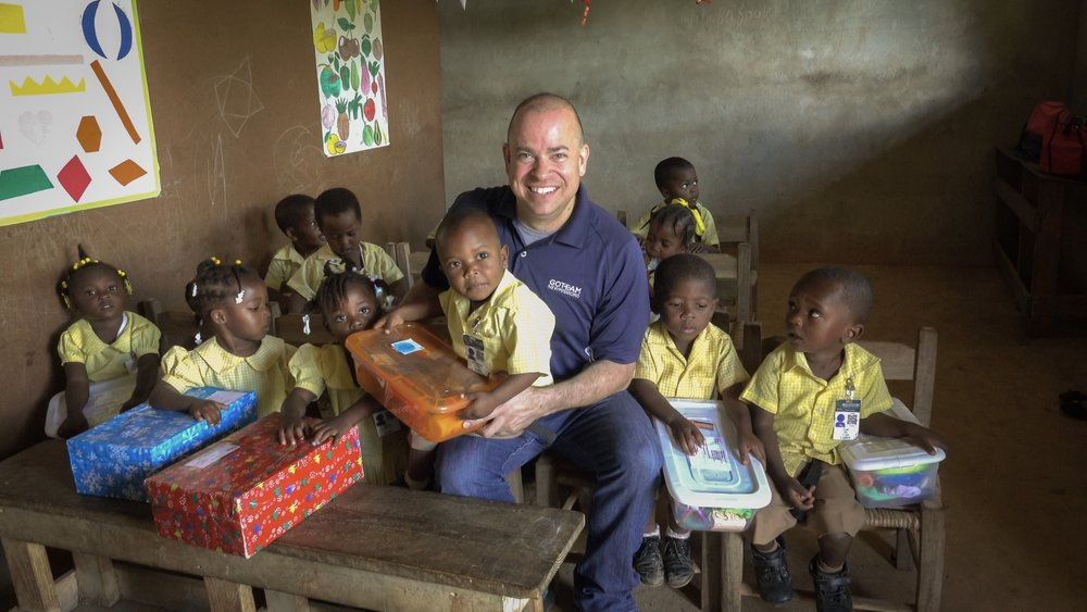 At the age of eleven, my parents moved our family to Haiti. We pioneered this work by living in tents for three months as we started our first church and school. Those early days were hard, but not as hard as the suffering of people around us. We wanted to bring hope to Haiti and lasting change. Now, since 1983, we have implemented a model that is transforming communities and changing lives. We go into villages and establish a church and school to serve children and families. Join us in this mission as together, we can do more.
