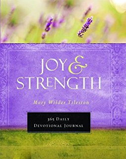 Joy & Strength - Mary Wilder Tileson