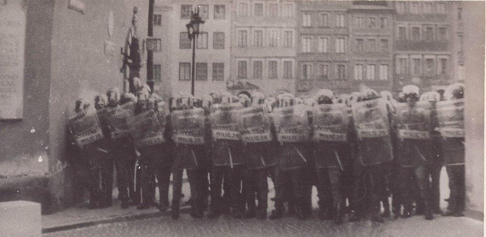 Martial Law, December 13, 1981