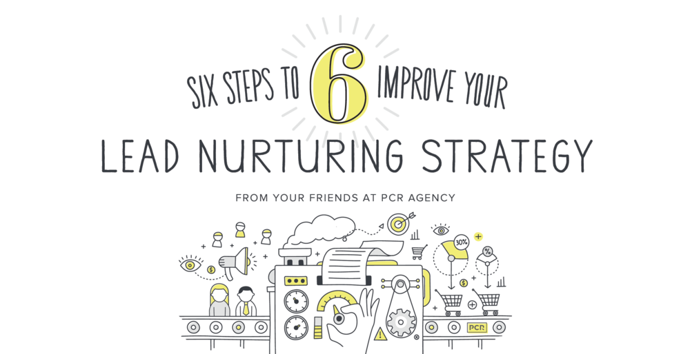 LEAD NURTURING STRATEGY TIPS BY MORGAN JENKINS, PCR AGENCY