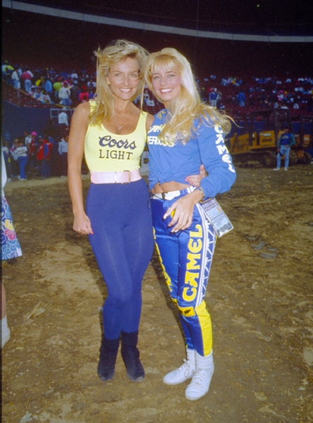 Miss Camel supercross, I couldn't find a name or anything on this one.