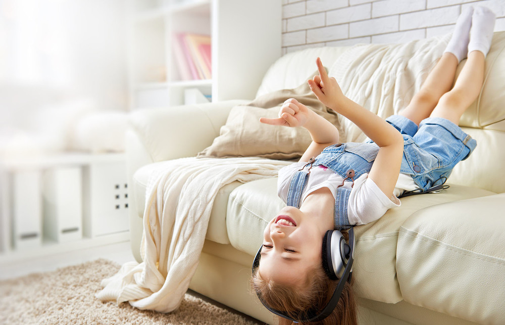 What's your family listening to? Add a playlist to your photo book to add yet one more fun layer to your memories!
