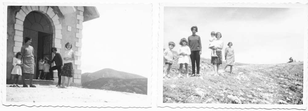 These family photos from a stay in Italy aren't great technically, but the places they evoke and the memories they call forth are priceless. Isn't it wonderful to see siblings' relative sizes to one another, to sense the kids' moods from their posture, to feel transported to the Italian countryside?