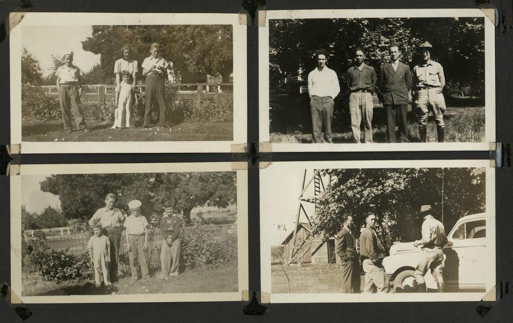 old family photos story prompts for memories about lost loved one