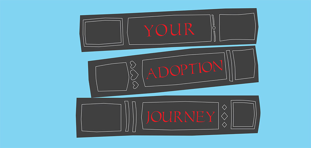 adoption journey books to help preserve memories of adopting children to your family