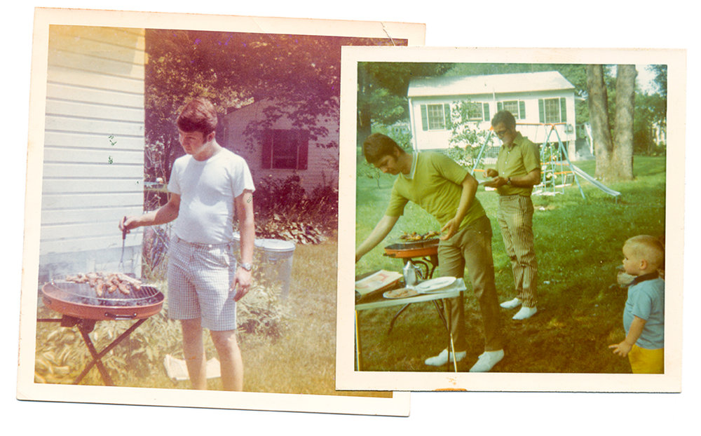 vintage-family-photo-dad-at-barbecue