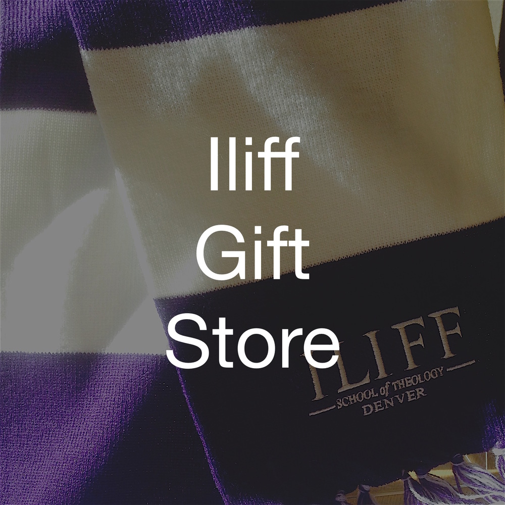 Iliff-branded Merchandise is available for purchase (by credit card only) at the circulation desk or through our online store.