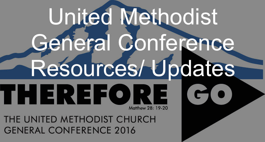 Check here for Iliff-related updates on #UMCGC