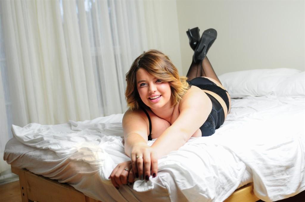 nanaimo boudoir photographer
