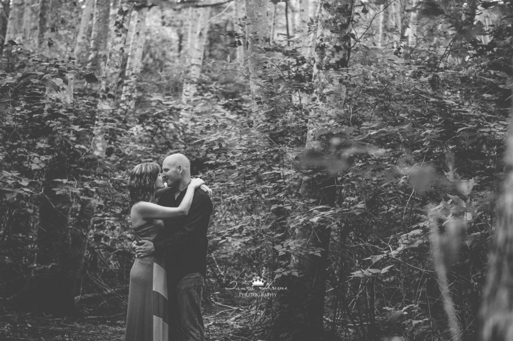 nanaimo engagement photos
