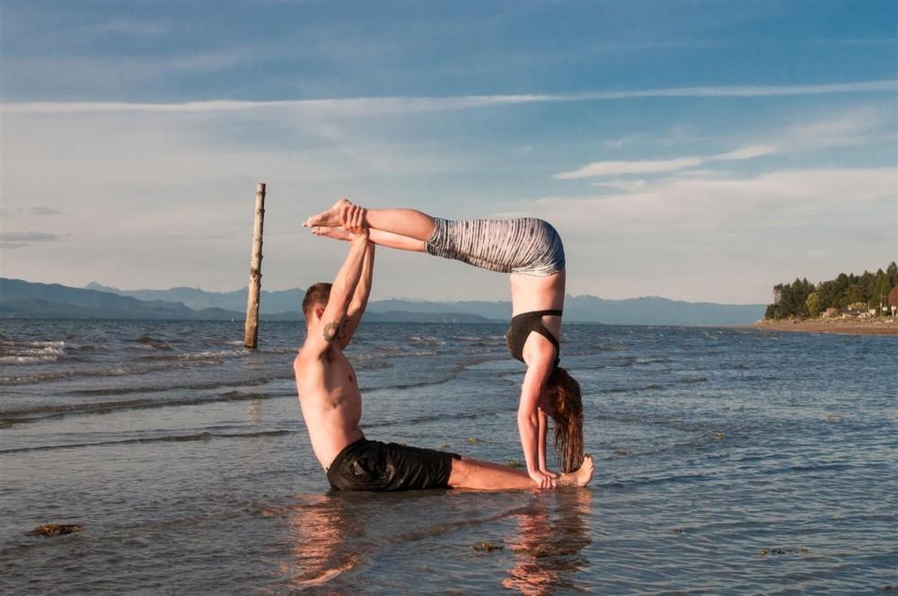 qualicum beach yoga