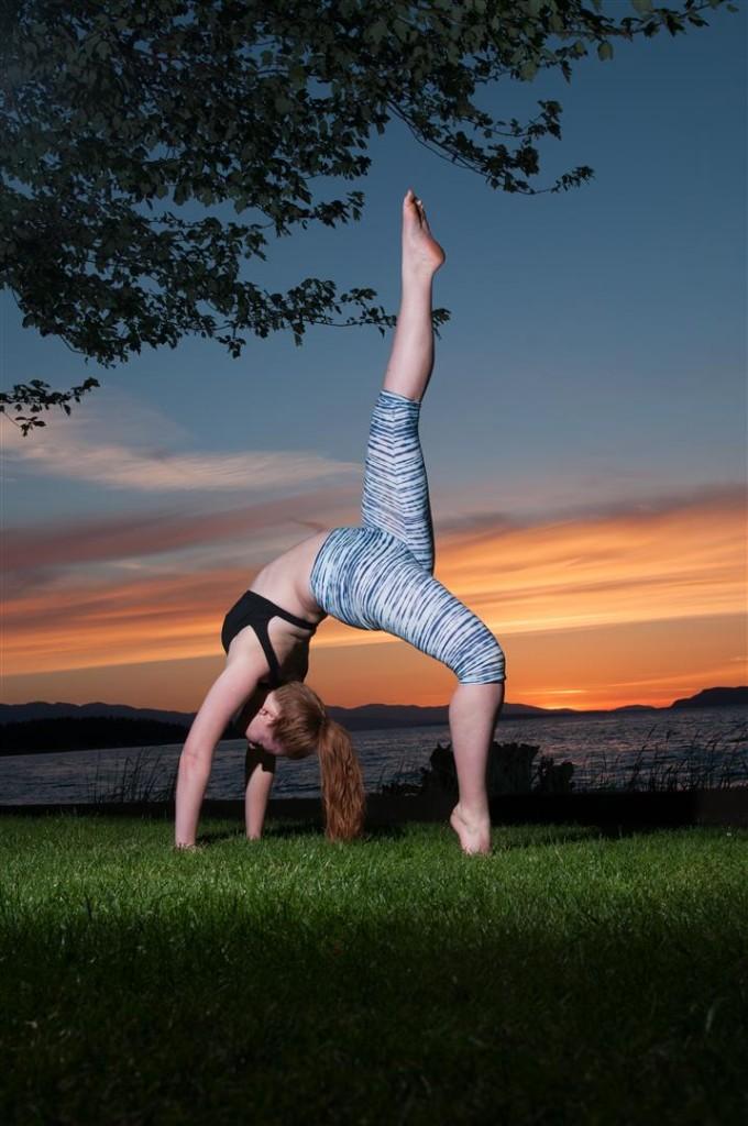 sunset bikram yoga