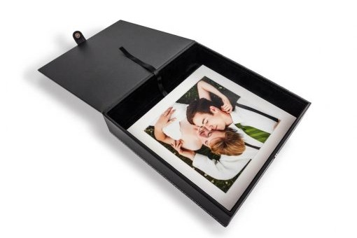 Matted Prints - Matted Prints are bundled with your choice of a 10x10 or 12x12 keepsake Memory Box in sets of 5, 10, or 15. 10x10 mats hold a 5x7 inner image while a 12x12 mat holds an 8x10 image.