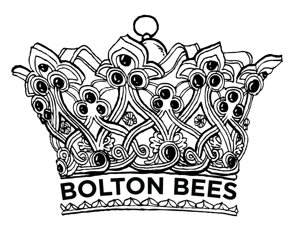 Honey — BOLTON BEES