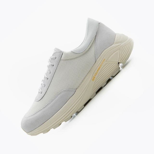 Mono Runner White by Our Legacy. Now available online. #nextlevel