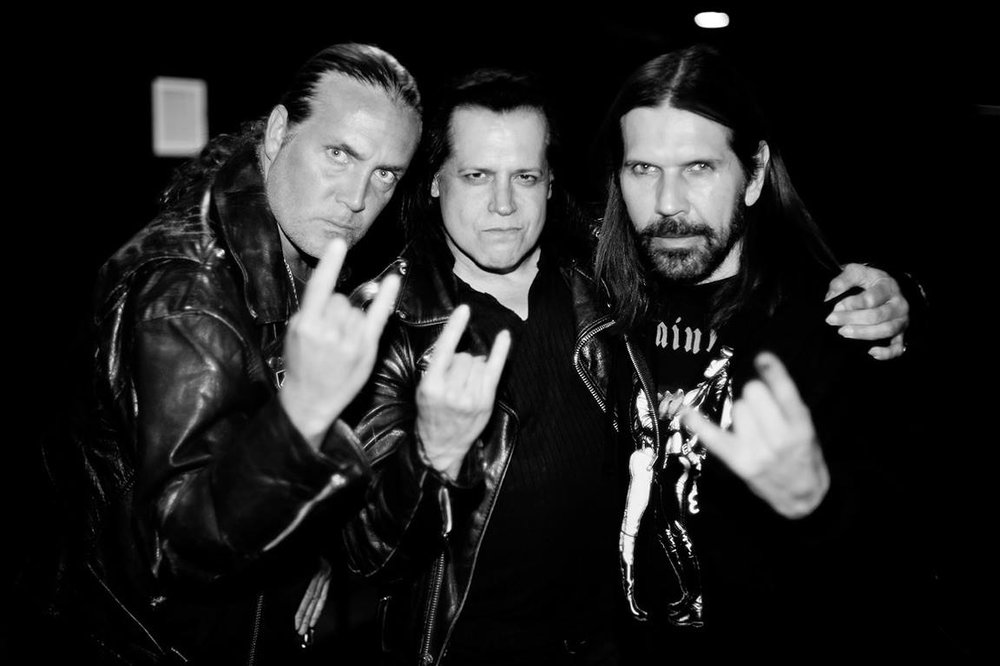 Thank you  Marduk,  DANZIG, and 600+ who came out last night to the show!  Ritual  plays again on 8/25 in San Diego w/ Nachtmystium . Follow the RITUAL FB page for all our upcoming concert announcements!  https://www.facebook.com/ritualblackmetal
