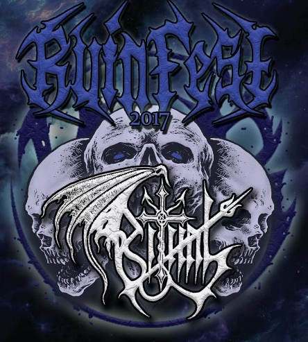 Black Metal Maniacs! Come join me and  Ritual  this Sat. Dec. 2 at  Ruinfest 2017  in Santa Ana, CA. Ten extreme metal bands on two stages w/vendors, food trucks, and more. Info & tix here!  https://www.facebook.com/events/309599512843776/