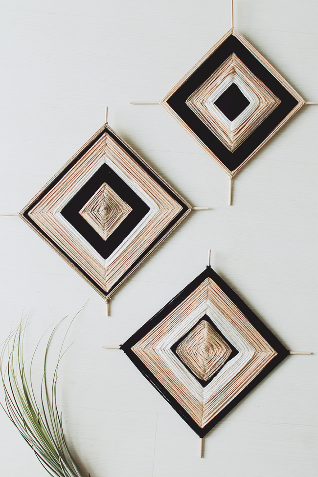 DIY Wall Art Roundup| Rourke Vintage