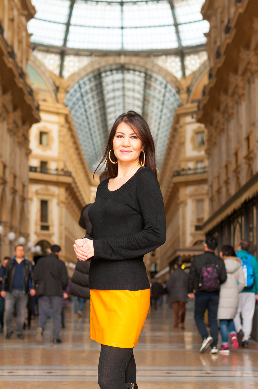 Photography by Tigran Margaryan | Milano, Italy -Galleria Vittorio Emanuele