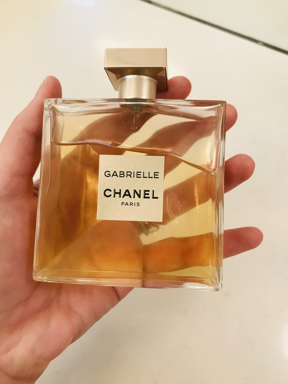 chanel gabrielle perfume write your story