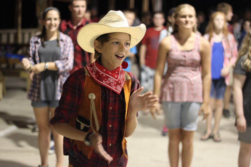 Hoedown Party - Get ready to learn some great dance moves at the end of the week party