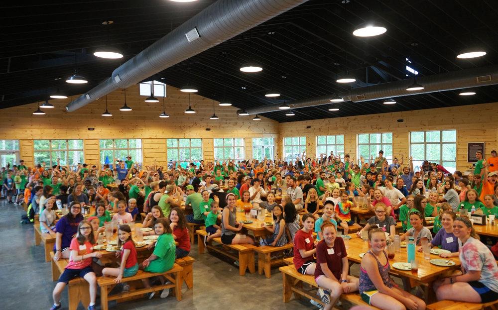 "New ""Jolly Dining Hall""!"
