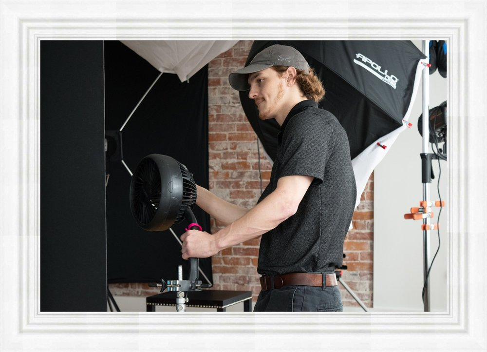 Internships - get professional photography studio experience