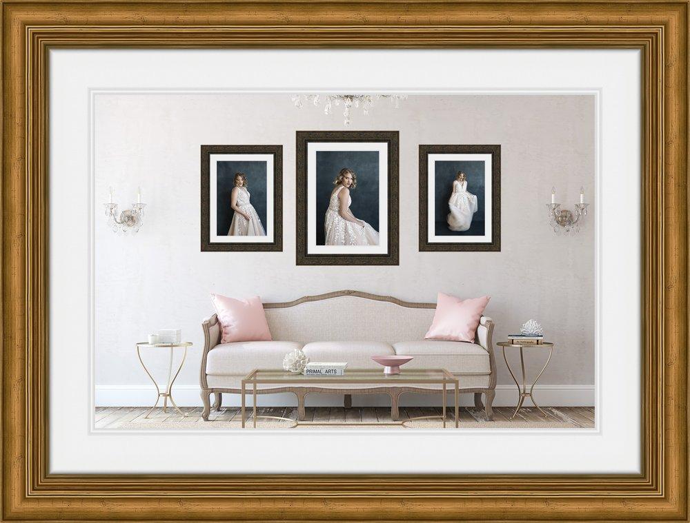 Wall Portrait-Photographer