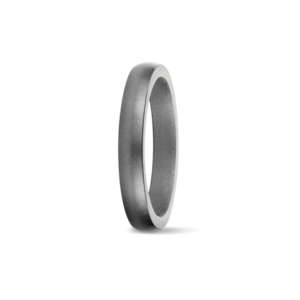 wedding ipunya titanium and for durable rings men black unique