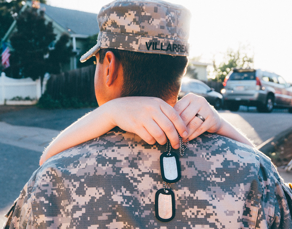 WE PROUDLY SUPPORT OUR TROOPS. - A portion of every silicone wedding band that is sold goes toward giving a free ring to a serviceman or servicewoman in order for them to safely show their commitment no matter where they are.  A commitment not only to our country, but to those family members who have ever had to spend a night hoping that their loved one would safely return to them. It's just one small way we can say