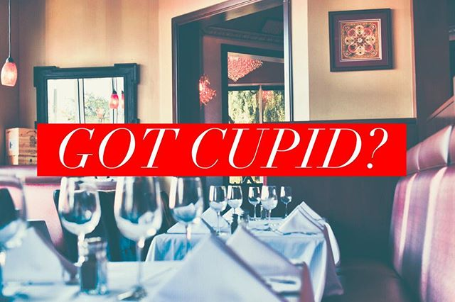 Reserve your table -- and a place in that special someone's ❤️ // Chef Paul's three course pre-fixed menu will be served that weekend and can be seen using the link in our bio.