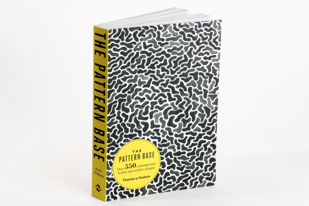 The Pattern Base: Over 550 Contemporary Textile & Surface Designs | Thames & Hudson