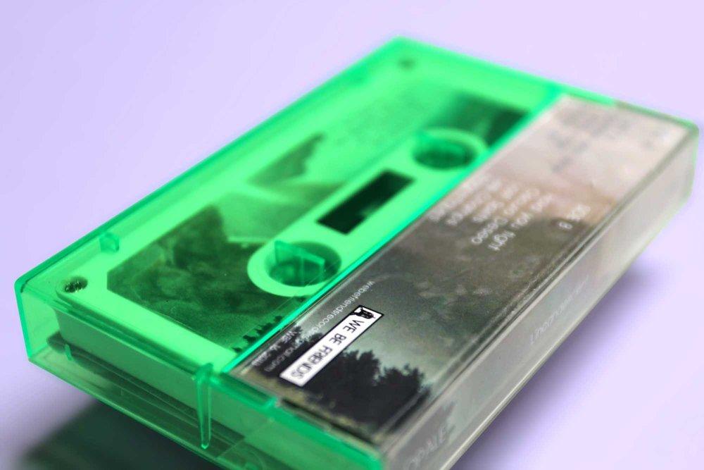 "Opale ""L'Incandescent"" Cassette (Back Cover)"