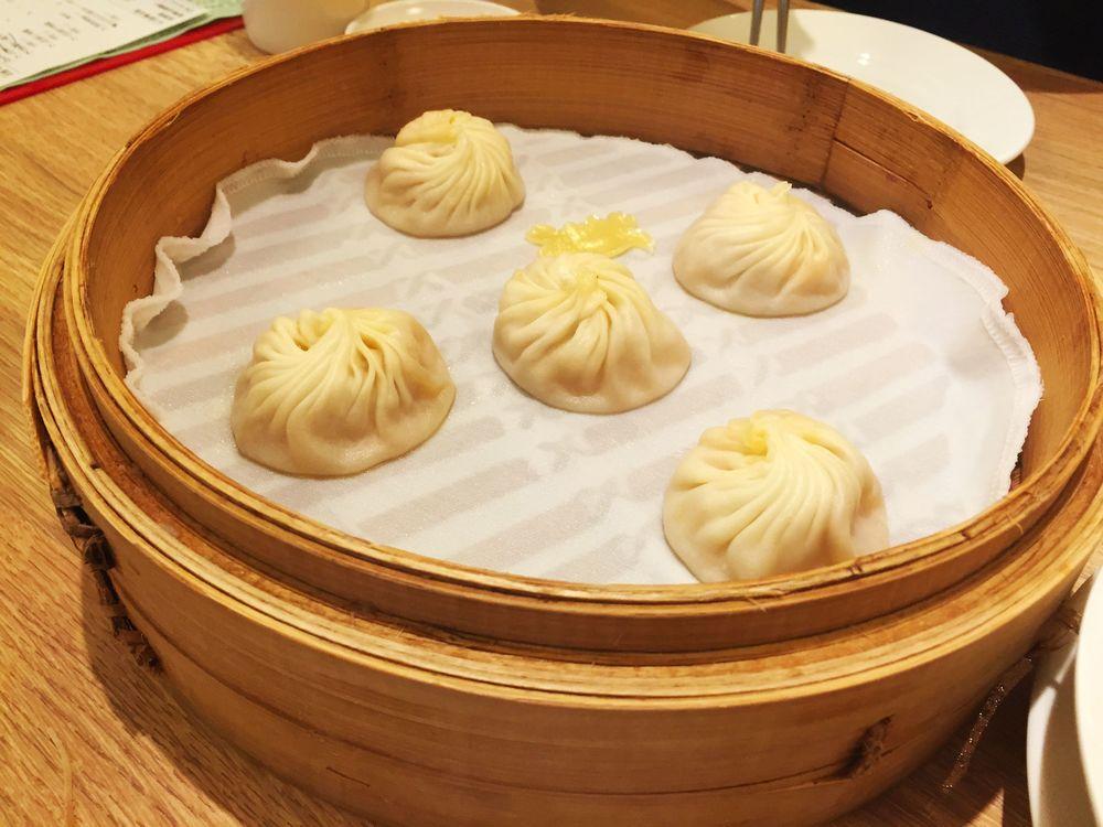 Ding Tai Fung Soup Dumplings