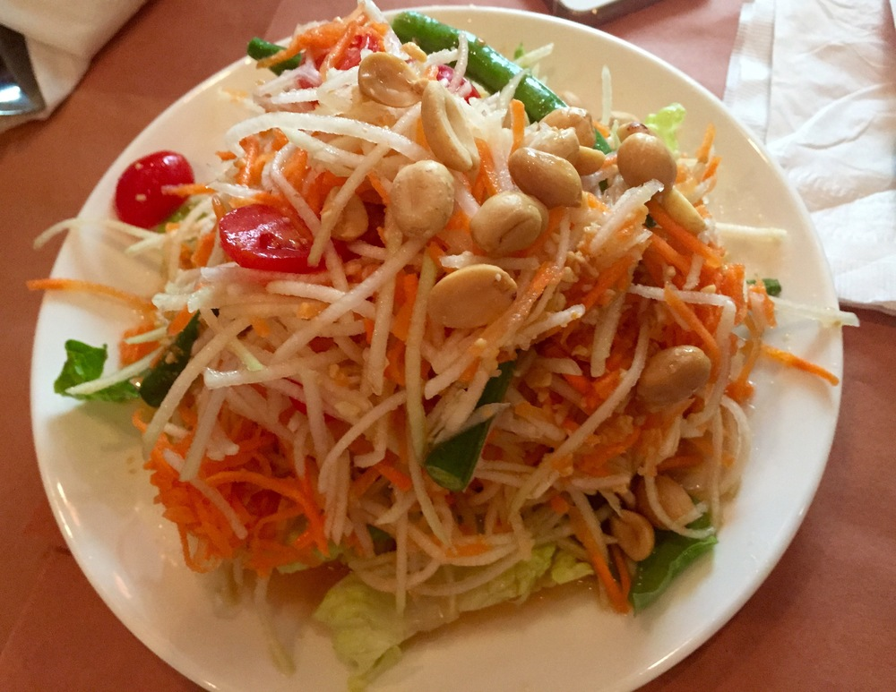 Green Papaya Salad