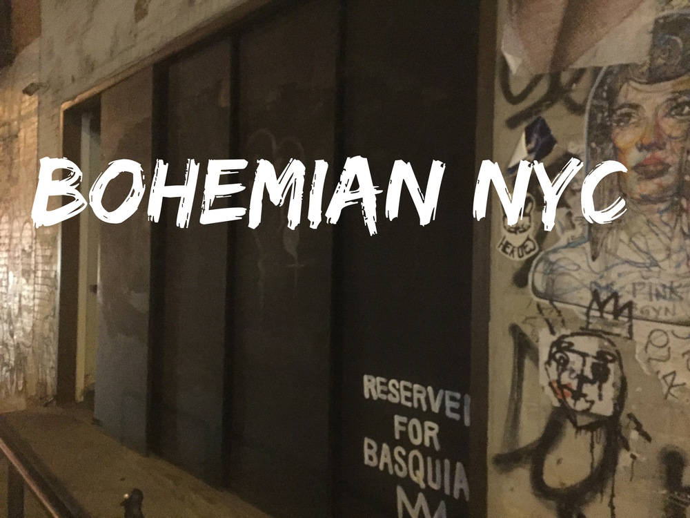 Bohemian NYC