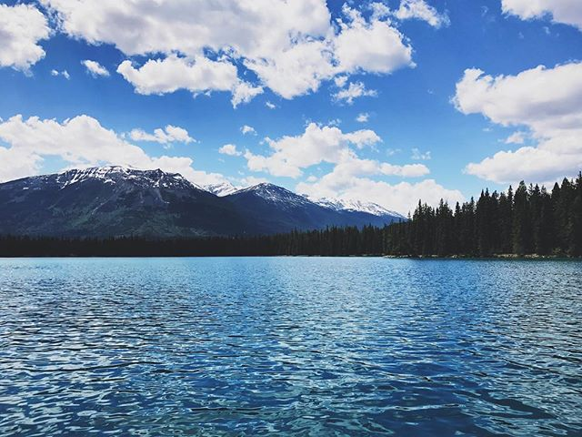 natural beauty 🏔#jaspernationalpark #canada #views #lake