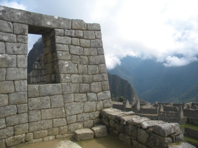 Stonework, Machu Picchu
