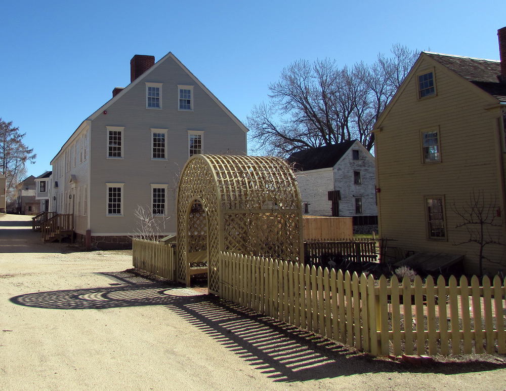 Strawbery Banke Museum: Thales Yeaton House